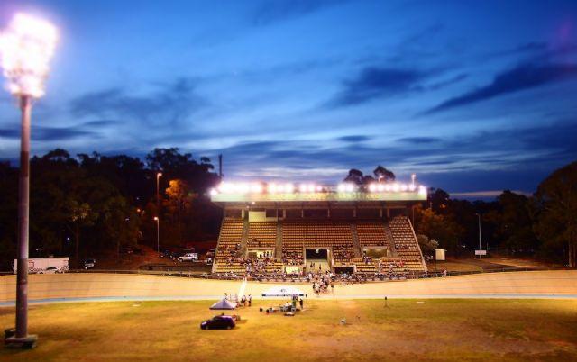 AUS: Balmoral QLD Track Carnival
