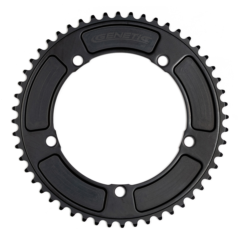 Tacx Flow Vs Bkool: Genetic Tibia Track Chainrings From Velodrome Shop