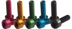 Velodrome Shop Coloured Allen Key Bolts