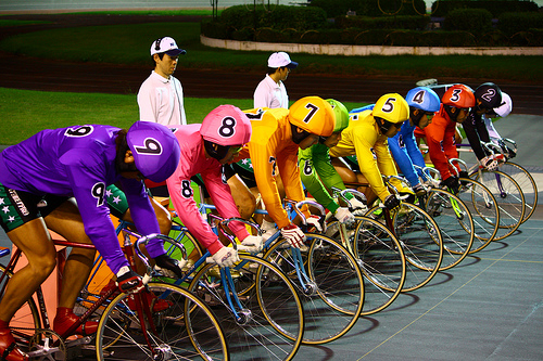 Video: #KeirinFriday Japanese Keirin Documentary