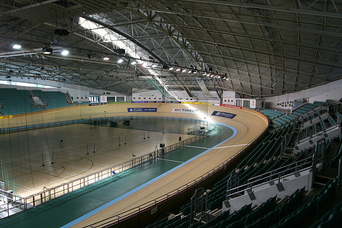 No Velodrome? No Problem....